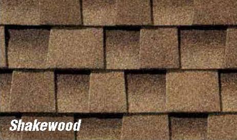 Shakewood Siding