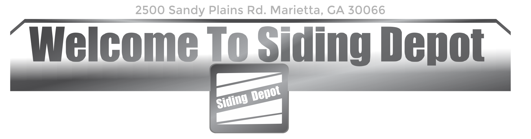 Welcome To Siding Depot