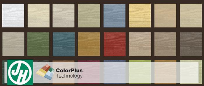 Jameshardie Colorplus