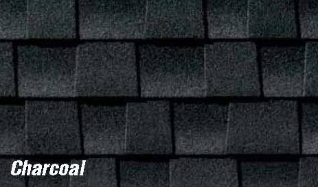 Charcoal Siding