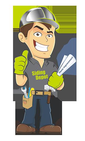 Siding-Depot-Mascot